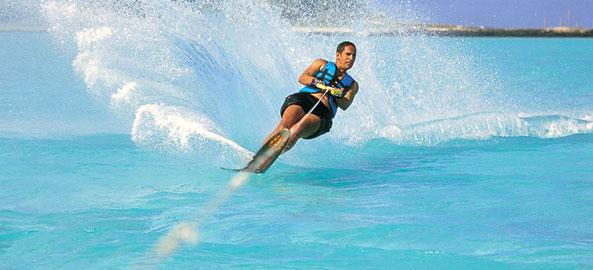 Sporty wodne Cypr